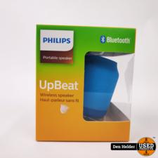 Philips Philips BT51A/00 Bluetooth Speaker - Nieuw