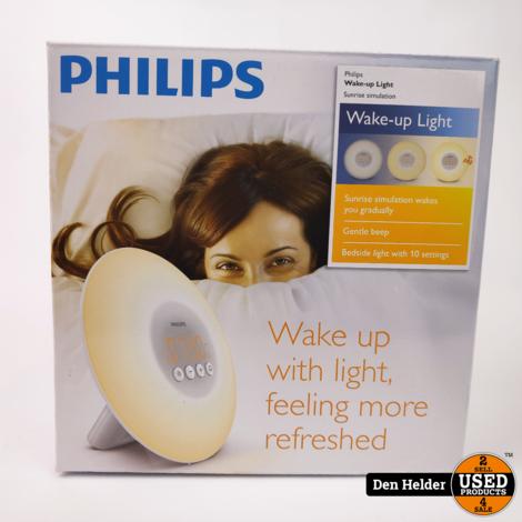 Philips HF3500 Wake-Up Light - Nieuw in Doos