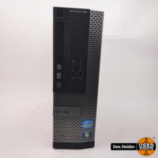 Dell Dell D04S Desktop PC i3 2e Gen 4GB 120GB SSD