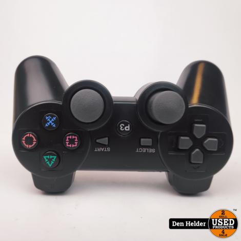PS3 Controller Zwart Replica - In Prima Staat