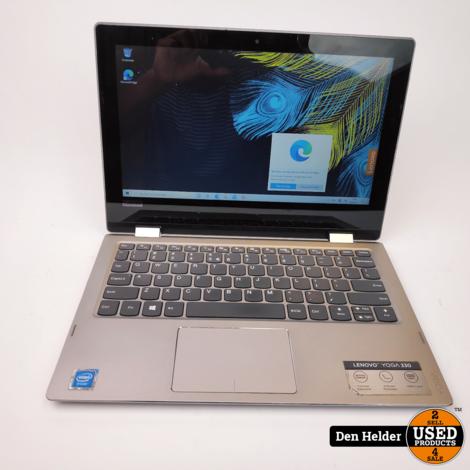 Lenovo Yoga 330-11IGM Intel Celeron N4100 4GB 64GB HDD