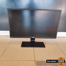 Benq GW2470 Full HD 60hz Gaming Monitor - In Prima Staat