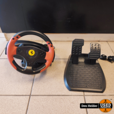Thrustmaster Ferrari Racing Wheel Red Legend Edition PC PS3