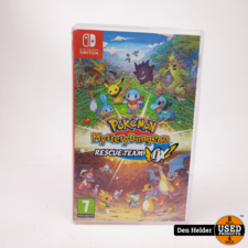 Pokemon Mystery Dungeon Rescue Team DX Switch Game