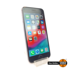Apple Apple iPhone 6 16GB Space Gray - In Nette Staat