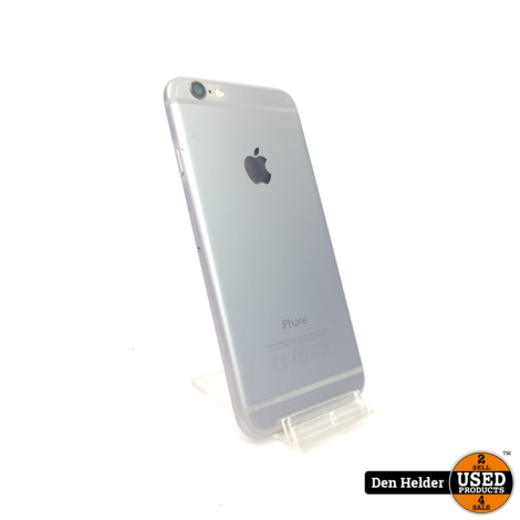 Apple iPhone 6 16GB Space Gray - In Nette Staat
