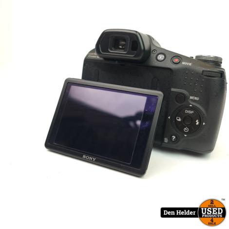 Sony Cybershot DSC-HX100V Digitale Videocamera - In Nette Staat