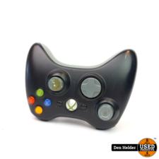Microsoft Microsoft Xbox 360 Wireless Controller Zwart - In Goede Staat