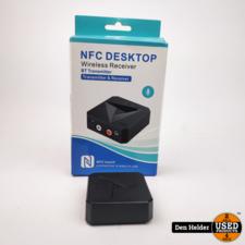 NFC Desktop Wireless Receiver - In Prima Staat