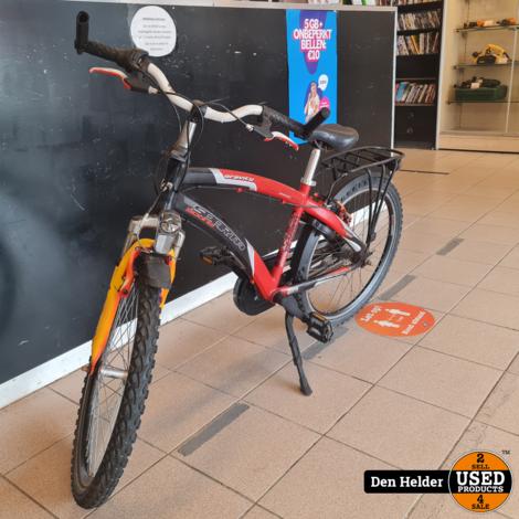 Gravity Totally Jongens Fiets Mountain Bike - In Goede Staat