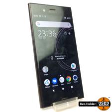 Sony Sony Xperia XZ1 64GB Zwart in Goede Staat
