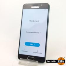 Samsung Samsung Galaxy A3 2016 16GB Zwart - in Goede Staat