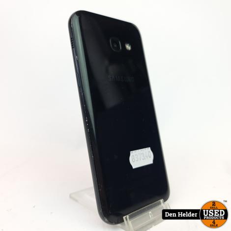 Samsung Galaxy A5 2017 32GB Zwart in Goede Staat