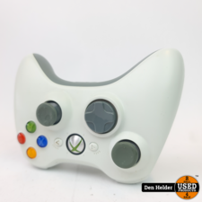 Microsoft Microsoft Xbox 360 Controller Wit - In Nette Staat