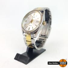 Casio Casio MTP-1302P Stalen Band Heren Horloge - In Goede Staat