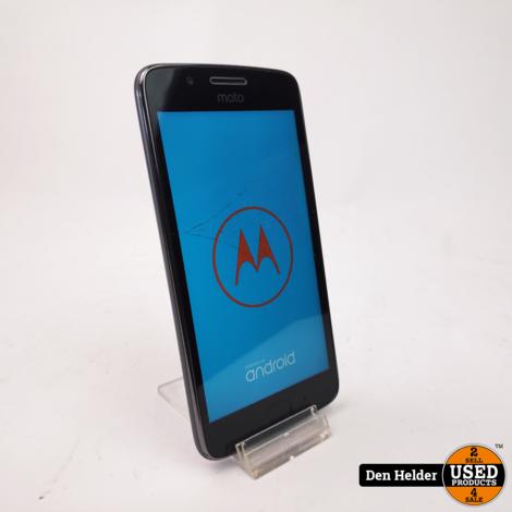 Motorola Moto G5 16GB Grijs - Barst op de display