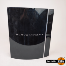 Sony Sony PlayStation 3 Phat 80GB incl. Controller - In Nette Staat