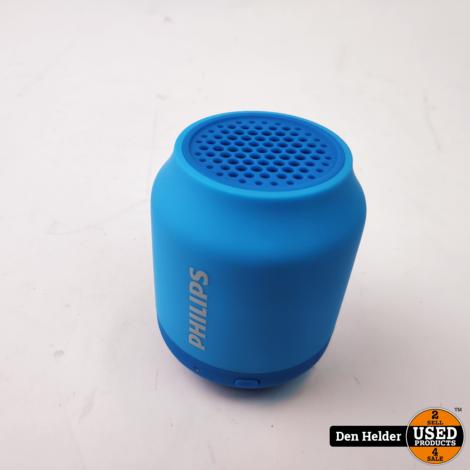 Philips BT51A Bluetooth Speaker - In Prima Staat
