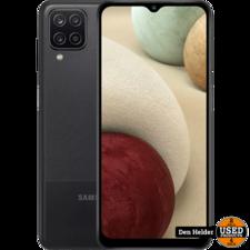 Samsung Samsung Galaxy A12 64GB Black - Incl GARANTIE - NIEUW IN SEAL