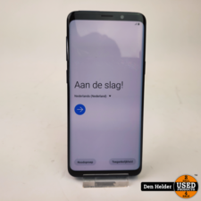 Samsung Samsung Galaxy S9 64GB Blauw - In Prima Staat