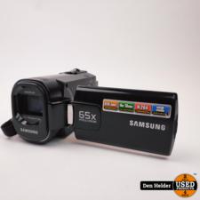 Samsung Samsung SMX-F40BN Digitale Camera 65x Zoom