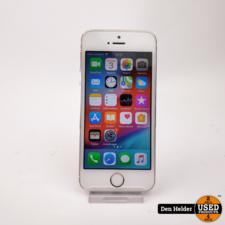 Apple Apple iPhone 5S 16GB Zilver - In Prima Staat
