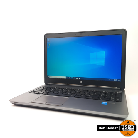 HP Probook 650 G1 i3 4e Gen 8GB 320GB Windows 10