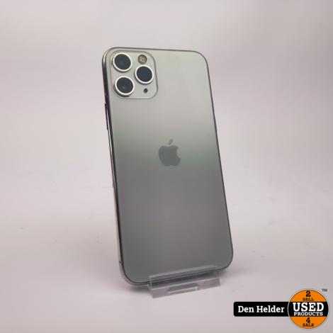 Apple iPhone 11 Pro 64GB Wit Accu 87 - In Prima Staat