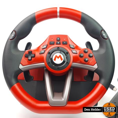 Hori Mario Kart Racestuur Pro Deluxe - In Nette Staat
