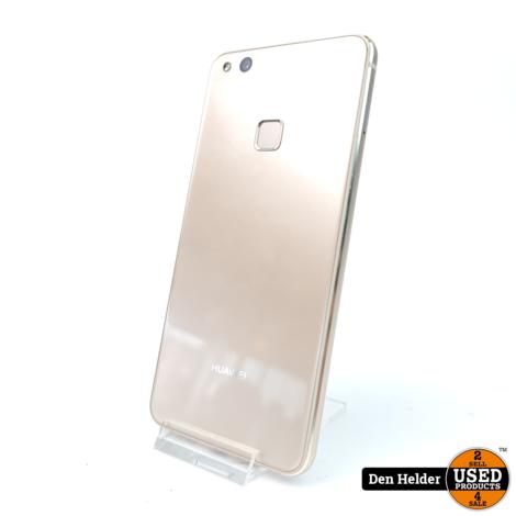 Huawei P10 Lite Goud 32GB - In Nette Staat