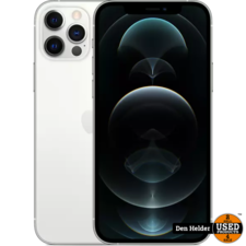 Apple Apple iPhone 12 Pro 256GB Silver - Nieuw
