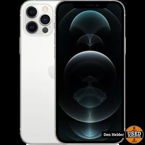 Apple iPhone 12 Pro 256GB Silver - Nieuw
