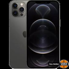 Apple Apple iPhone 12 Pro Max 256GB Graphite - Nieuw