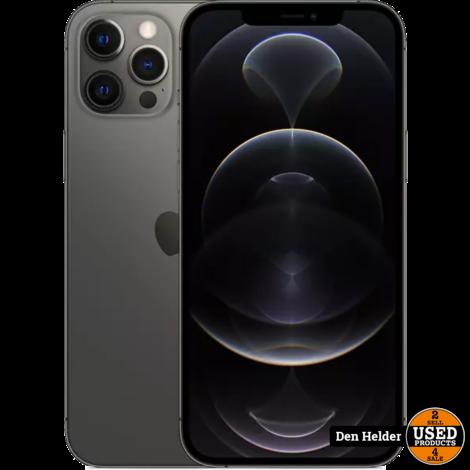 Apple iPhone 12 Pro Max 256GB Graphite - Nieuw