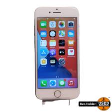 Apple Apple iPhone 8 64GB Wit - Barst op de Achterkant