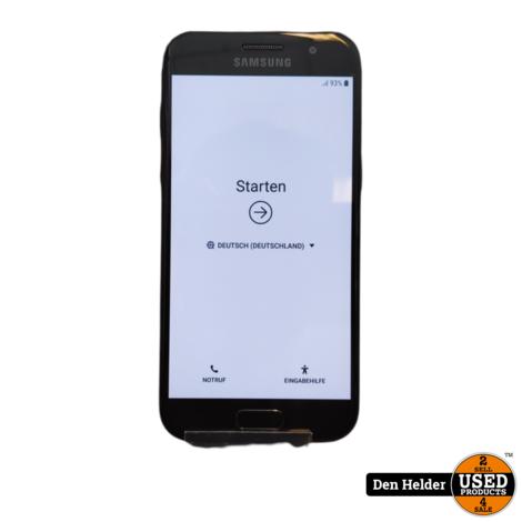 Samsung Galaxy A3 2017 16GB Grijs - In Prima Staat