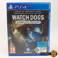 Watch Dogs Complete Edition ps4 Game - In Nette Staat