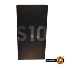 Samsung Samsung Galaxy S10 128GB Prism Black - Nieuw in Doos