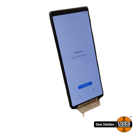 Sony Xperia 1 128GB Grijs - Android 11 - In Nette Staat