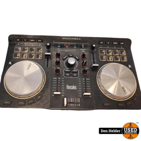 Hercules Universal DJ Midi Controller - In Prima Staat