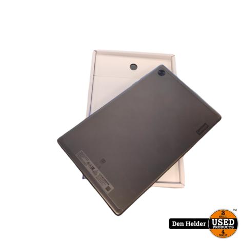 Lenovo Tab M10 HD 64GB Wifi Simkaart Functie - In Nette Staat