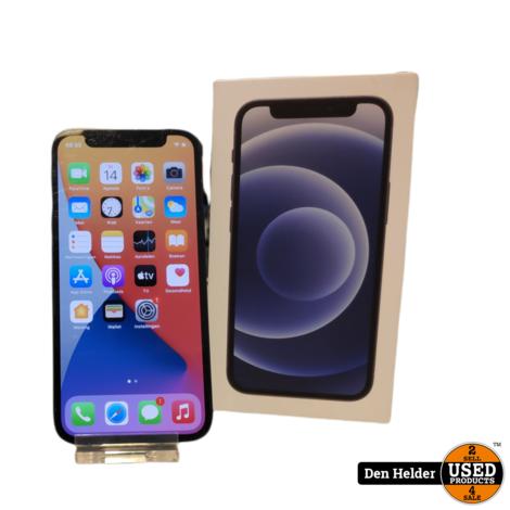 Apple iPhone 12 Mini 64GB Accu 89 - In Gebruikte Staat