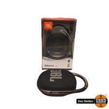 JBL JBL Clip 4 Bluetooth Speaker - In Prima Staat