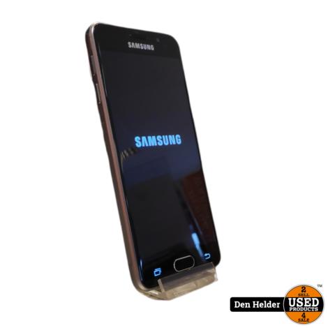 Samsung Galaxy A3 2016 16GB Zwart - in Goede Staat