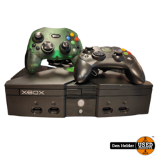 Microsoft Microsoft Xbox 1 Spelcomputer - In Prima Staat