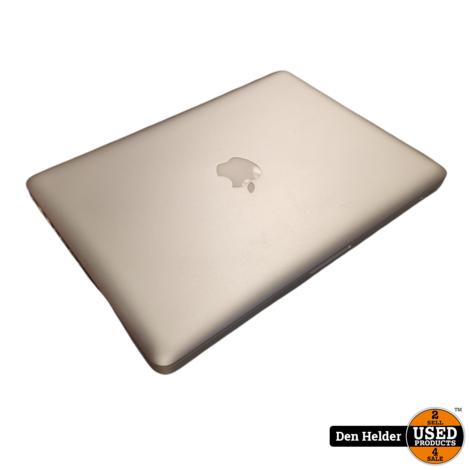 Apple Macbook Pro 2012 13 Inch Mid 2012 i5 8GB 500GB