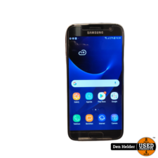 Samsung Galaxy S7 32GB Zwart - In Prima Staat