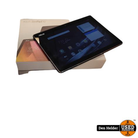 Asus Zenpad 10 16GB Android 7 - In Prima Staat
