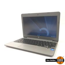 hp HP Chromebook 11-V001ND Chromebook 16GB 4GB - In Nette Staat