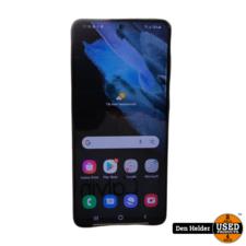 Samsung DAGDEAL Samsung Galaxy S21 5G 128GB Grijs - In Nette Staat